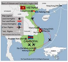 Vietnam internal flights - Ho Chi Minh to Phu Quoc