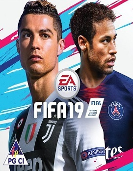 FIFA 19 Jogos Torrent Download capa