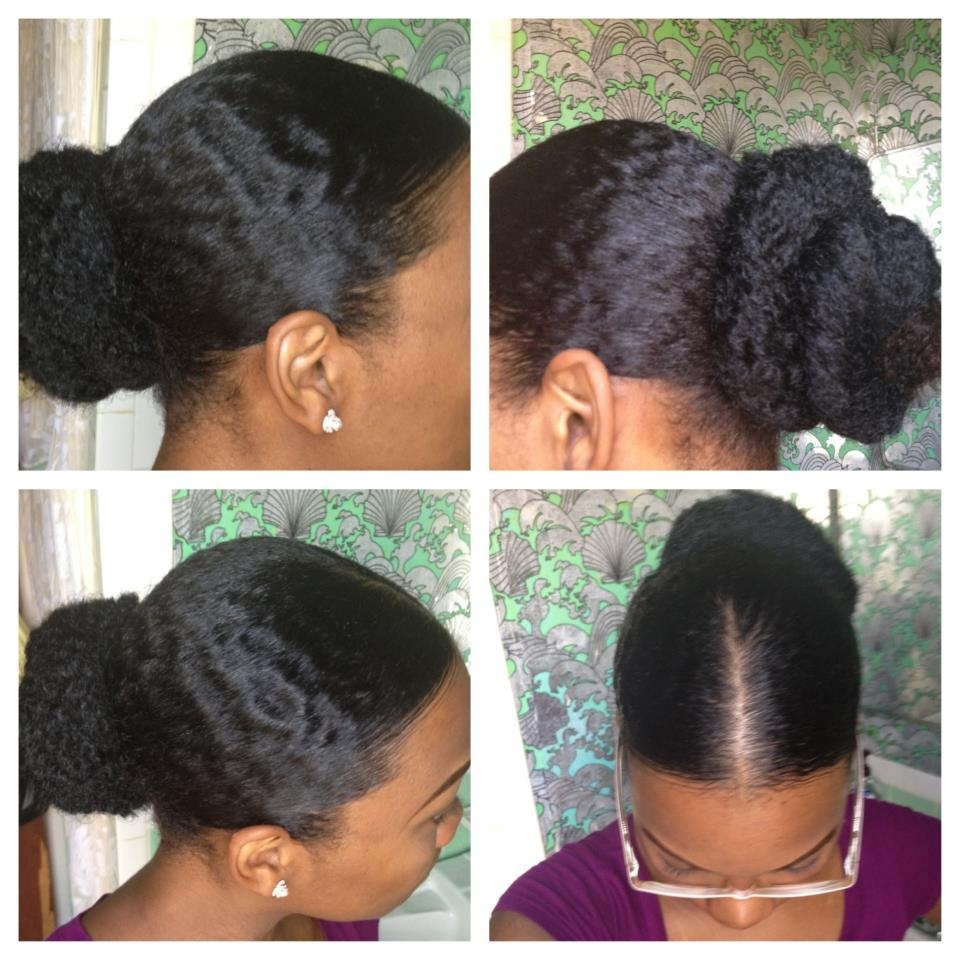 Blogs On Transitioning From Relaxed Hair To Natural