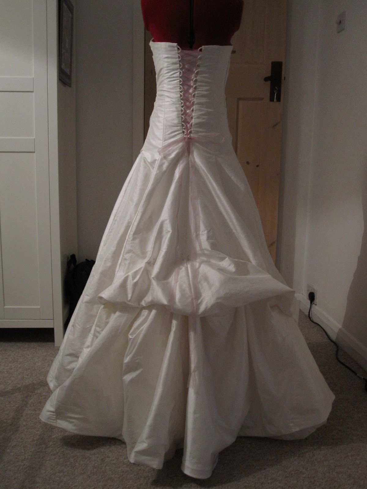 Wedding Dresses With Bustle 62