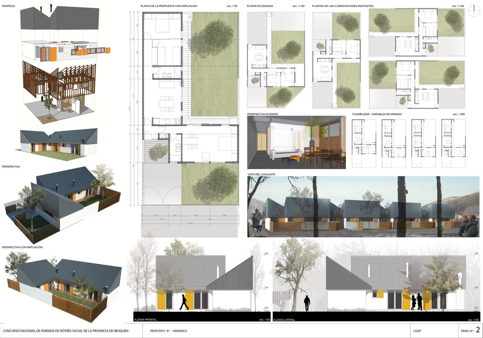 Pablo briguglio arquitectura noviembre 2011 for Laminas arquitectura