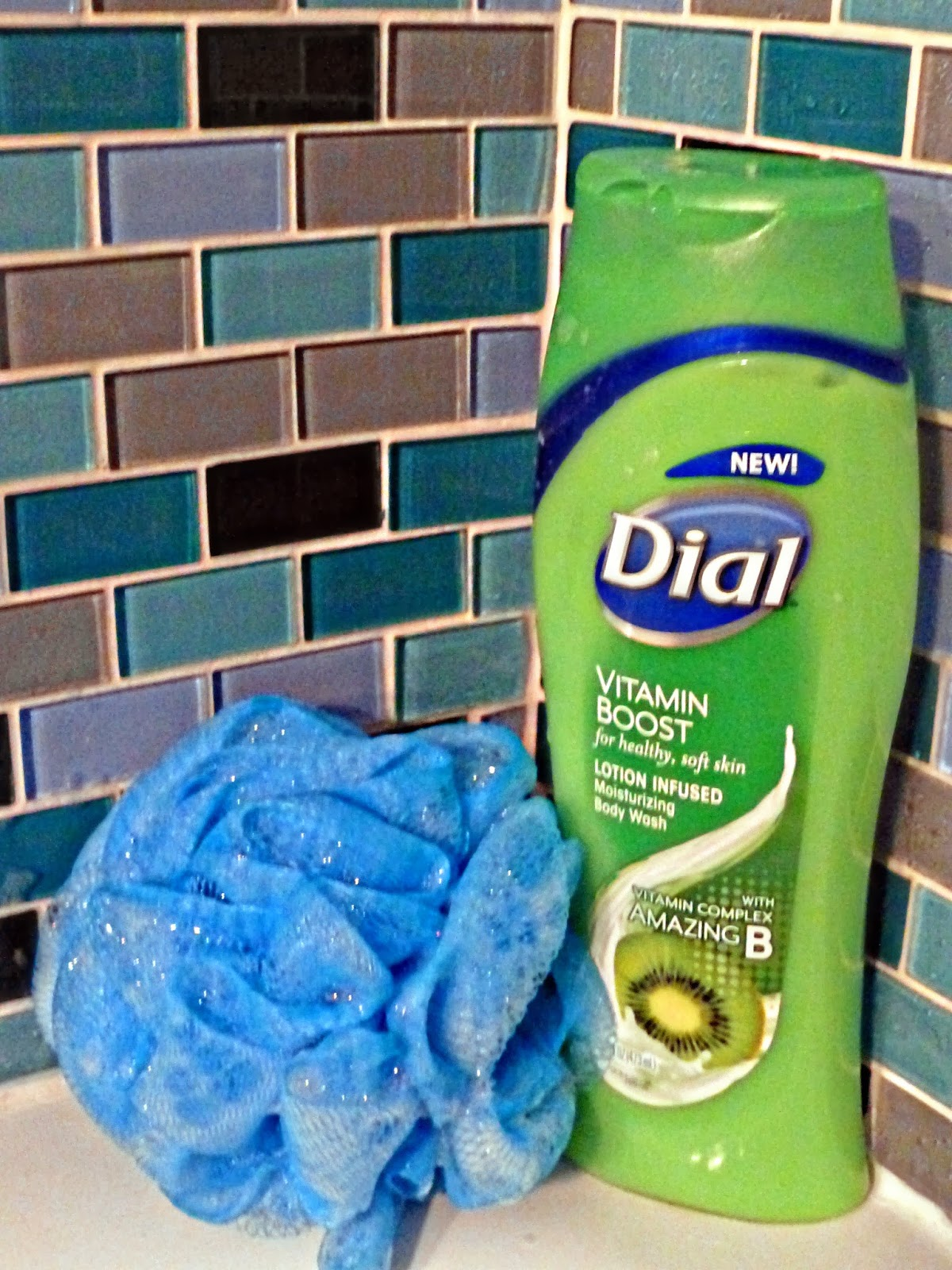 Dial Vitamin Boost Body Wash