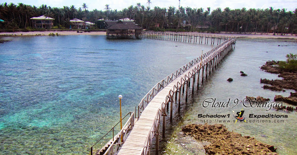 Siargao Cloud 9 Surigao del Nortes Pride | Travel to the