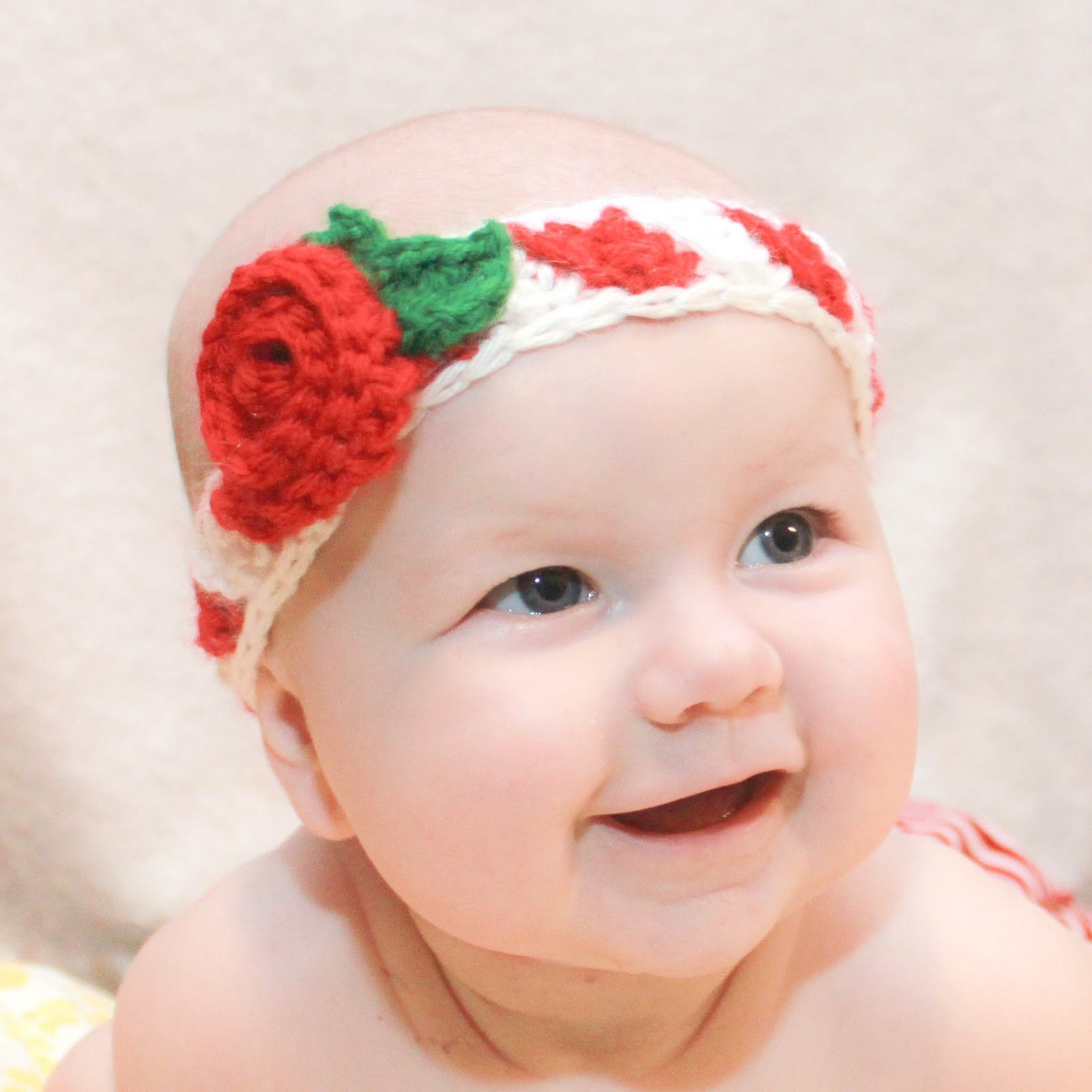 ... earwarmer and the skinny headband in three sizes: Baby (Child, Adult)