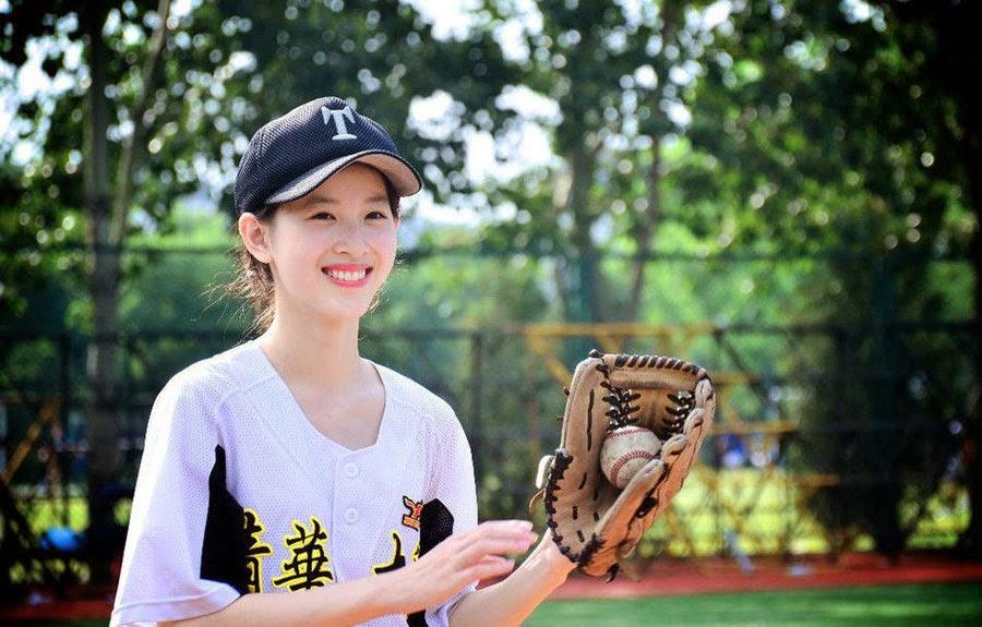 Zhang Zetian - Mahasiswi Cantik Dari Tsinghua University, Tiongkok
