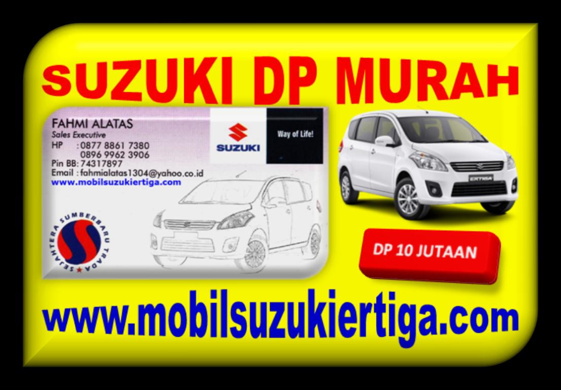 Suzuki Etiga DP Murah 0877 8861 7380
