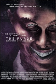 The Purge (2013) WEB DVDRip XViD Full Movie Free Download