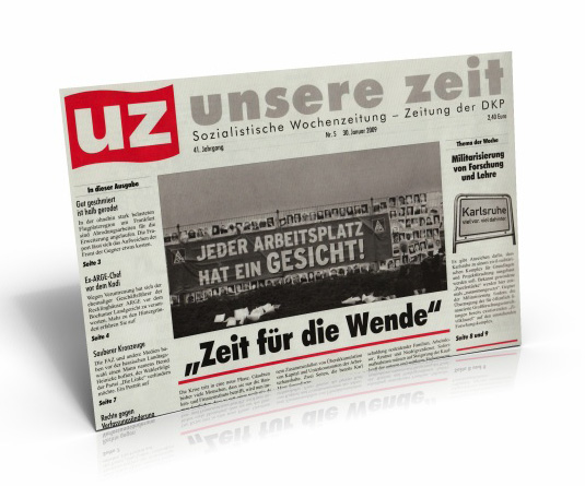 Unsere Zeit - Zeitung der DKP