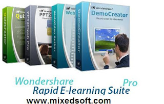 Rapid E-learning Suite Professional