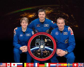 Actualmente en el espacio :