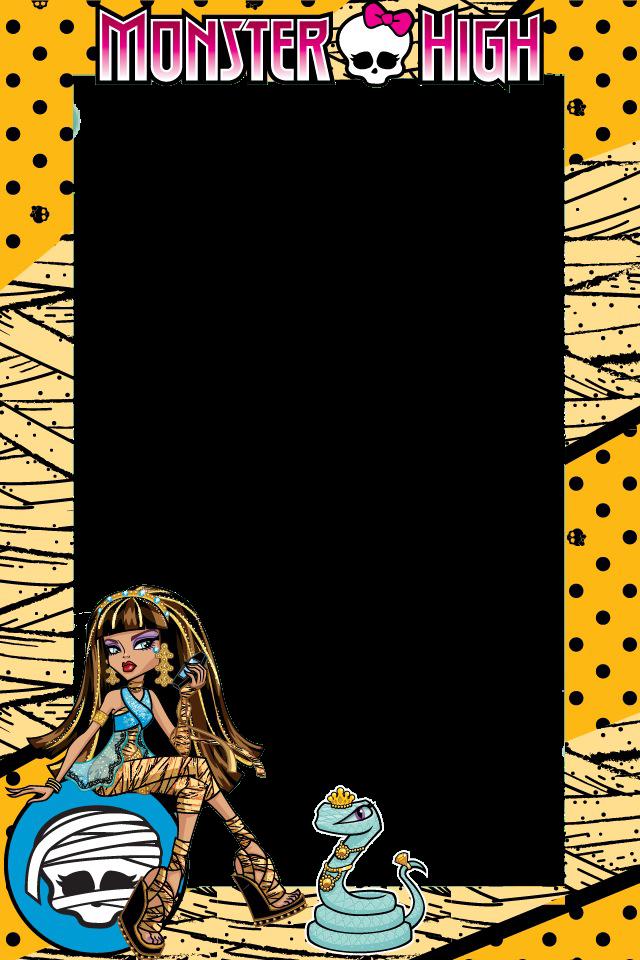 Cleo De Nile En Marco De Fotos