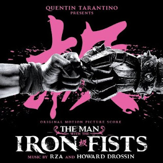 The Man With The Iron Fists Film Score