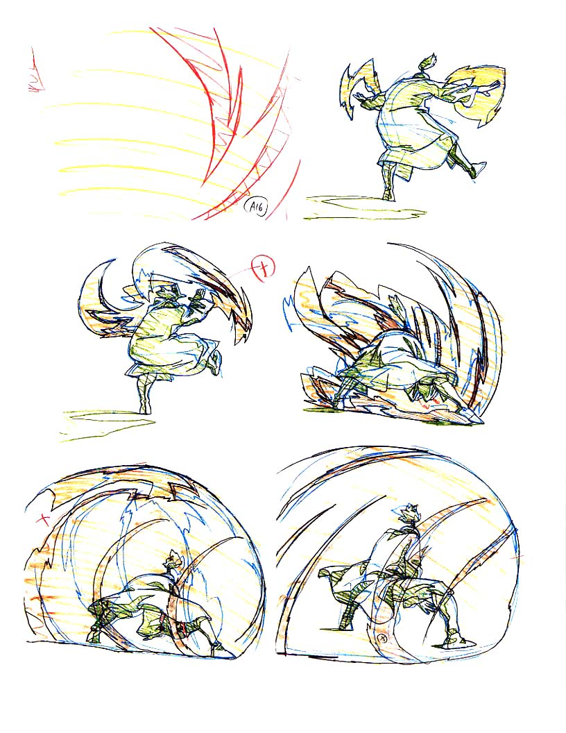 Animation Character Design Pdf : Flash fx animation avatar effects guide