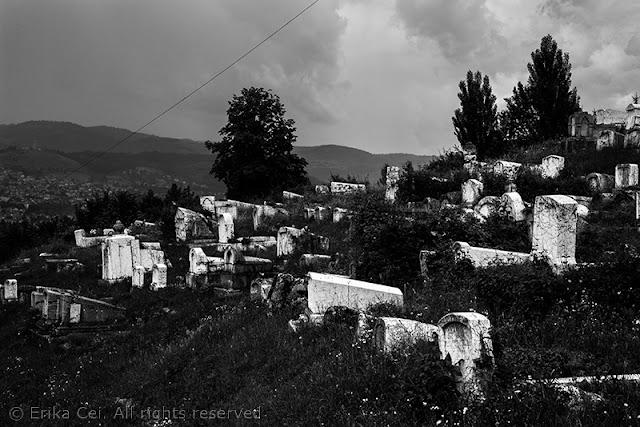 cimitero ebraico Sarajevo