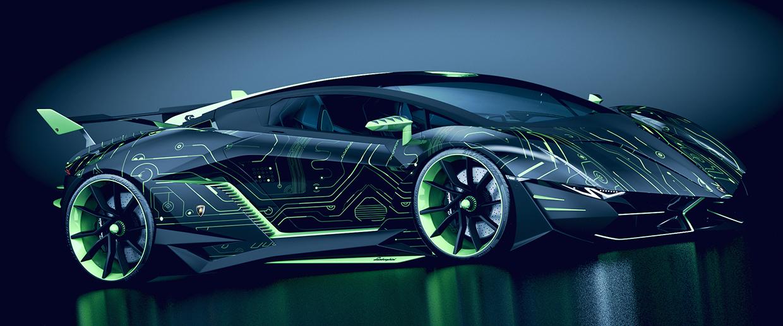 Lamborghini Resonare Concept Super Car Epic Cars Wallpaper