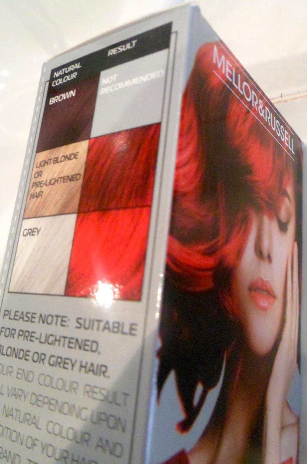 Simply Bright Red Hair Dye Review Driveeapusedmotorhomefo
