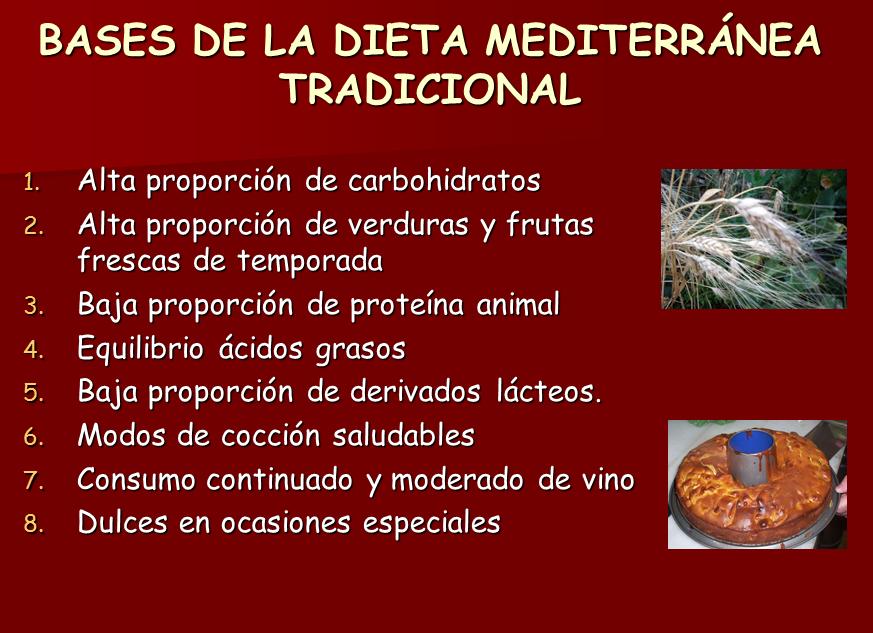 Nuria renau otero dieta mediterr nea tradicional - La mediterranea ...