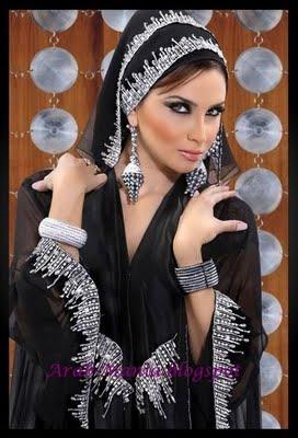 hedza+arap+ve+hint+gelinli%C4%9Fi Araplar ve Hintlerin Gelinlik Modası