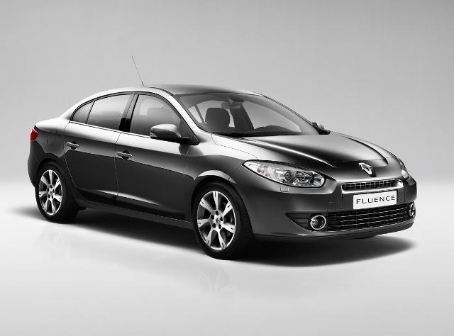 Renault Fluence The Car Club
