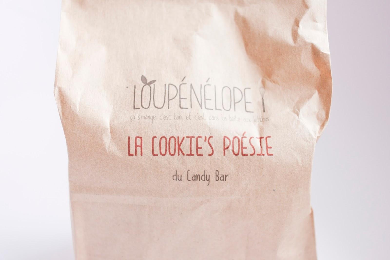 sac kraft cookies