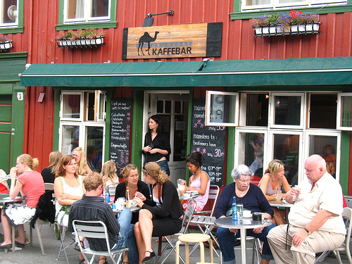 Country that Drinks the Second Most Coffee - Norway