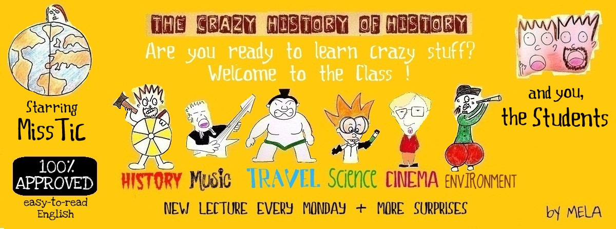 The crazy history of HISTORY