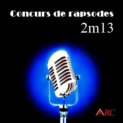 Concurs ARC de Rapsodes 2013