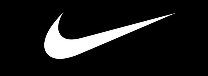 nike blanco logo