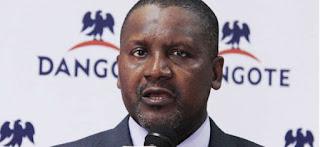 Dangote blows hot, says Navy, Customs causing hardship on Apapa road