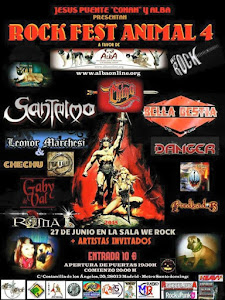 ROCK FEST ANIMAL 4  27-6-2015