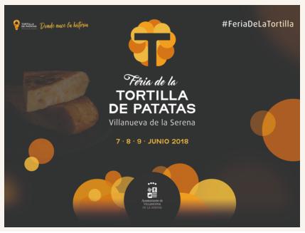 FERIA DE LA TORTILLA DE PATATAS 2018