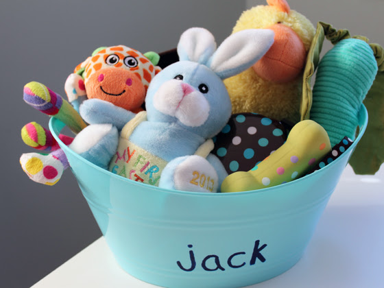 How to: Create a Pet Friendly Easter Basket