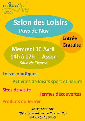 Salon des Loisirs 2013 en Pays de Nay