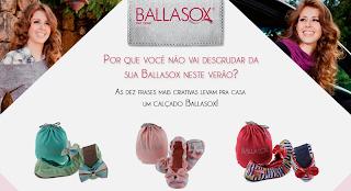 """Concurso Cultural """"Agarre a sua Ballasox"""