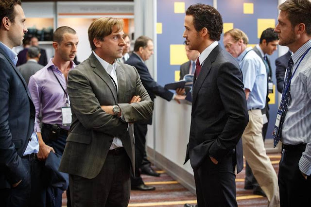 Primer tráiler en castellano de 'La gran apuesta' con Christian Bale, Steve Carell, Ryan Gosling y Brad Pitt