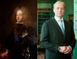 Futuro de la monarquía: de Felipe V a Carlos Javier I