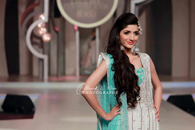 Pakistan Celebrities Pantene Bridal Couture Week 2013 Album 2