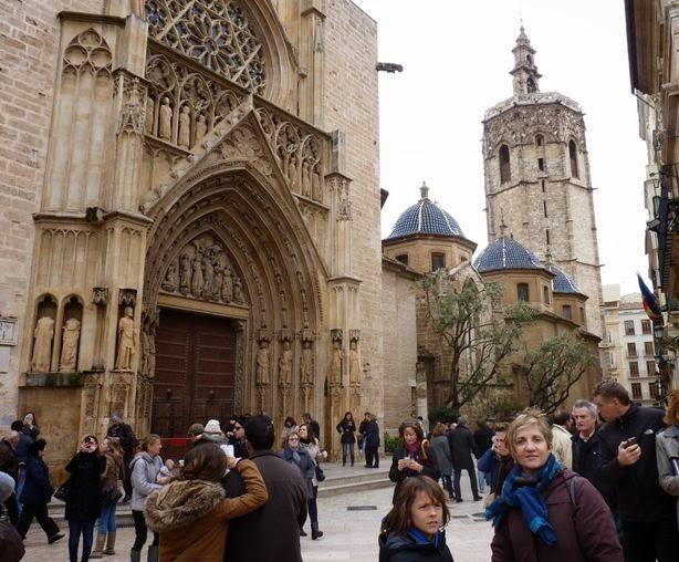 Catedral de Valencia.