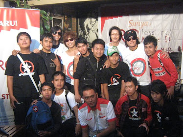 J-Rockstars Sukabumi With J-Rocks at Kiwari Fm