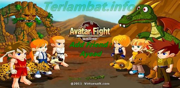 Avatar Fight Game Android iPad Iphone Terbaik