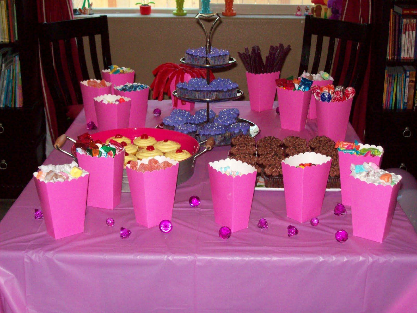 Aprils Homemaking Sweet Sixteen Party