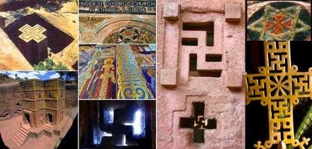 Simbol Salib Swastika