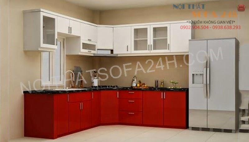 Tủ bếp TB014