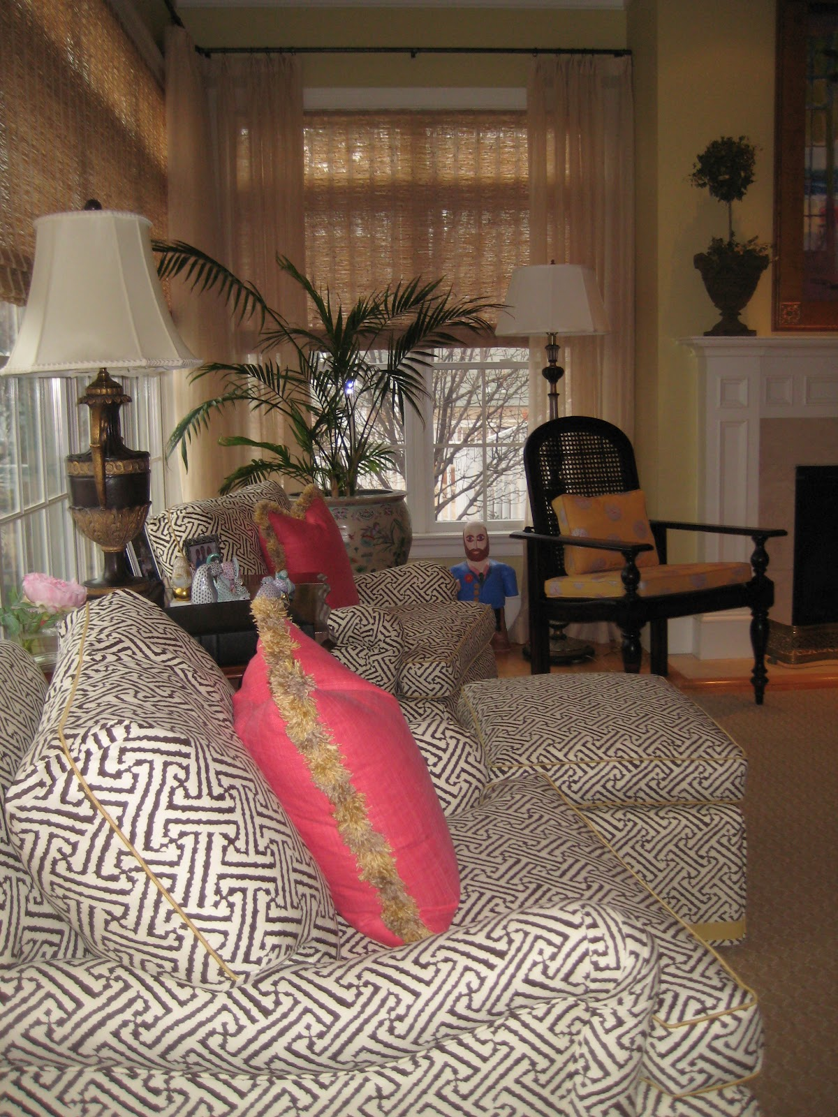 Lucy williams interior design blog quadrille part 2 my for Lucy williams interiors