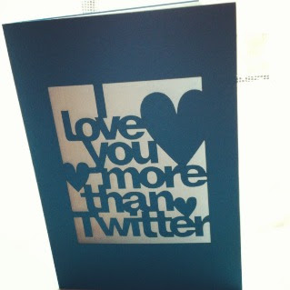 I Love You More Than Twitter