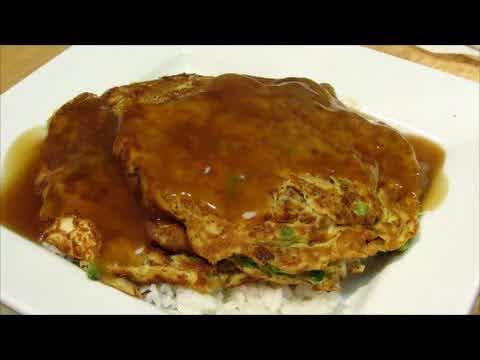 Resep Masakan Cina Fu Yung Hai Resep Makanan Yahud