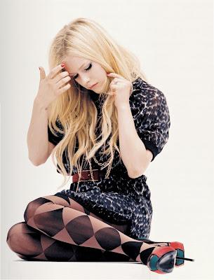 Avril Lavigne Hot