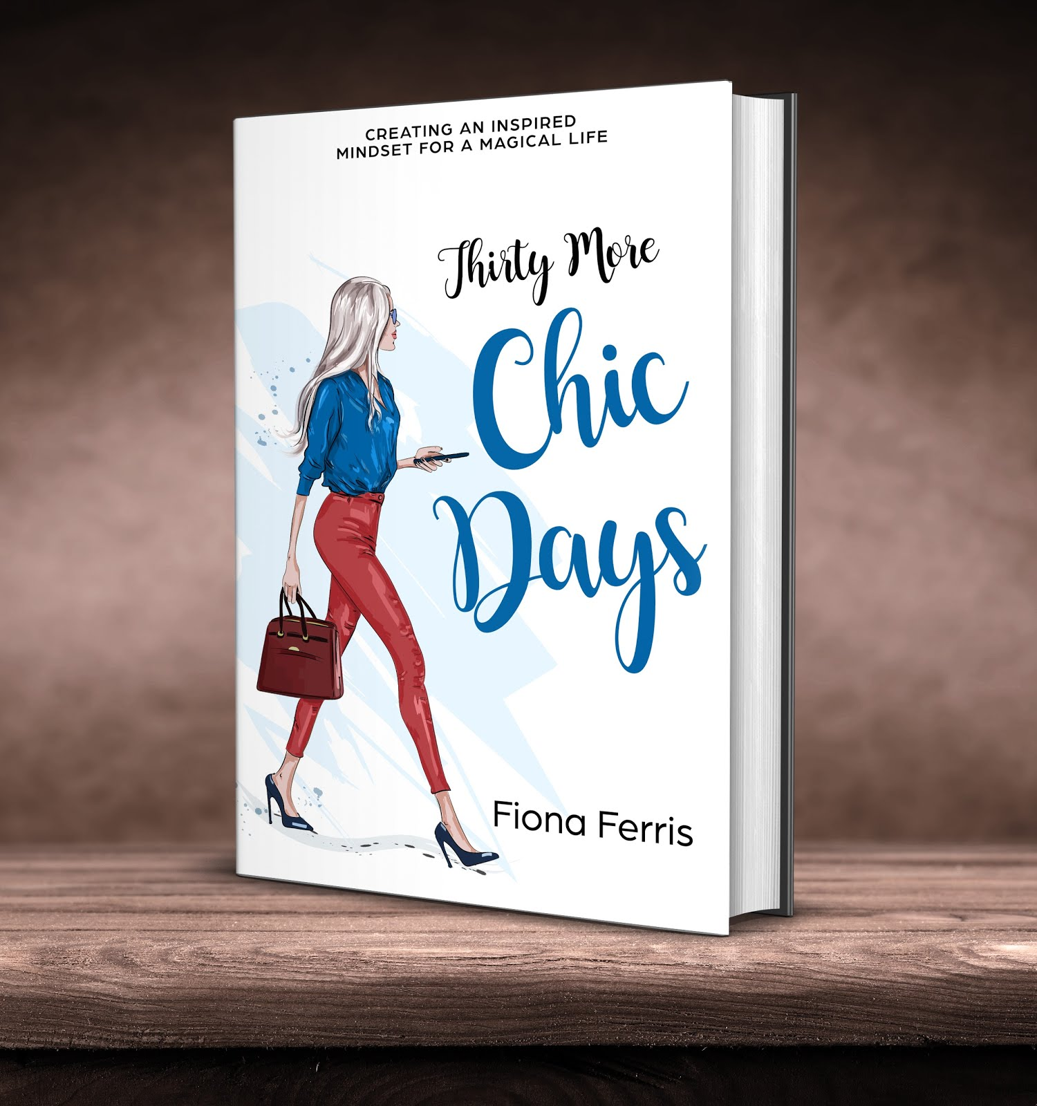 New book! 'Thirty More Chic Days': Available now on Amazon Kindle and paperback