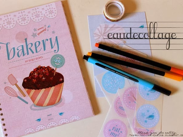 Yummy Bakery von eaudecollage + Give Away [CLOSED]