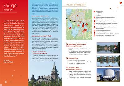 brochure SESAC Vaxjö